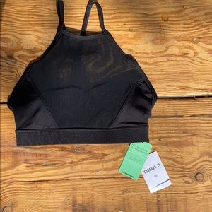 Forever 21 small sports bra